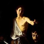 Caravaggio's David- tenebroso